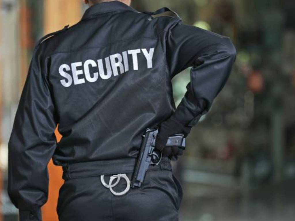 Armed Security Guard Service